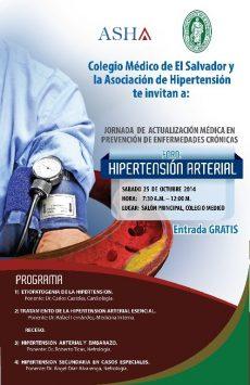 2014-10-25 – Jornada de Hipertensión