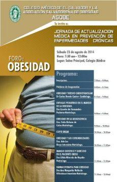 2014-08-23 – Jornada de Obesidad