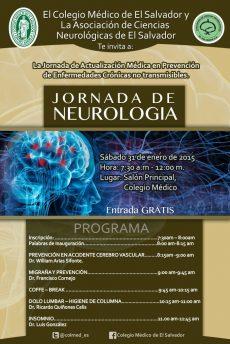 2015-01-31 – Jornada de Neurología