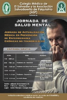 2015-02-28 – Jornada de Salud Mental