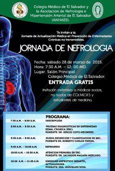 2015-03-28 – Jornada de Nefrología