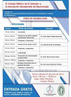 2015-06-27 – Jornada de Neumología