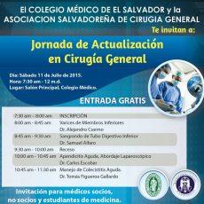 2015-07-11 – Jornada de Cirugía General