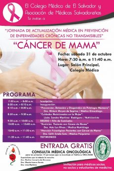 2015-10-31 – Jornada de Actualización Cáncer de Mama