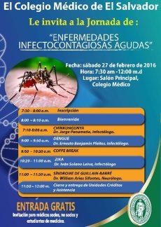2016-02-27 – Jornada Enfermedades Infectocontagiosas Agudas