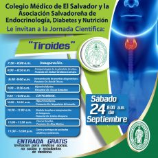2016-09-24 – Jornada Científica de Tiroides