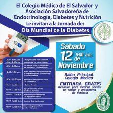 2016-11-12 – Día mundial de la diabetes