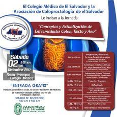 2017-12-02- Jornada de Coloproctología