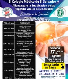 2019-08-17– Jornada de Abordaje de las Hepatitis virales crónicas