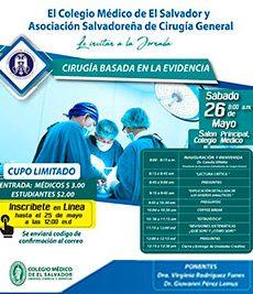 2018-05-26- Jornada de Cirugía Basada en la Evidencia