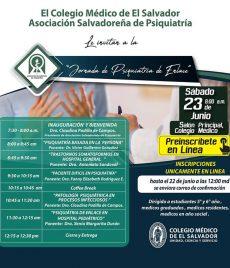 2018-06-23- Jornada de Psiquiatría de Enlace
