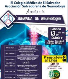 2018-10-13 – Jornada de Neumología