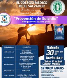 2019-11-30 – Jornada Prevención del Suicidio