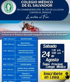 2019-08-24– Foro Lucha Contra El Dengue