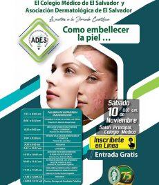 2018-11-10– Jornada de Dermatología