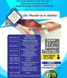 2018-11-17– Jornada de Endocrinología, Diabetes y Nutrición