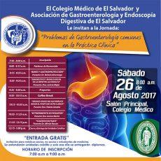 2017-08-26- Jornada de Gastroenterología