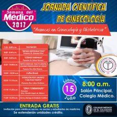 2017-07-15- Jornada de Ginecología