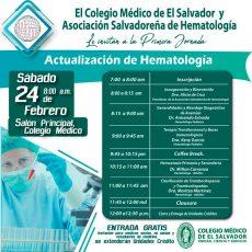 2018-02-24- Jornada de Actualización de Hematología