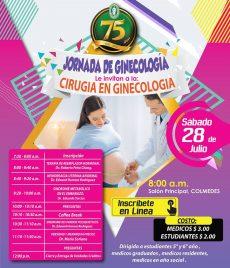 2018-07-28 – Jornada de Ginecología