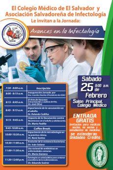 2017-02-25 – Jornada de Avances en la Infectología
