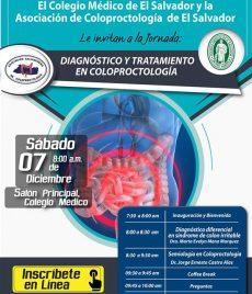 2019-12-07 – Jornada de Coloproctología