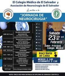 2019-02-23– Jornada de Neurocirugía