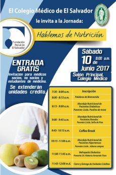 2017-06-10 – Jornada Hablemos de Nutrición