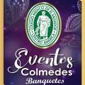 EVENTOS COLMEDES: MENÚ DE BANQUETES