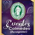 EVENTOS COLMEDES: MENÚ DE DESAYUNOS