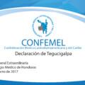 Asamblea General Extraordinaria CONFEMEL