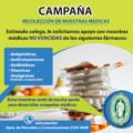 CAMPAÑA DE RECOLECCIÓN DE MUESTRAS MEDICAS