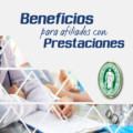 Beneficios afiliados con prestaciones
