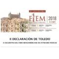 II DECLARACIÓN DE TOLEDO… XI ENCUENTRO DEL FORO IBEROAMERICANO DE ENTIDADES MÉDICAS