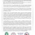COMUNICADO DE PRENSA 01-10-18