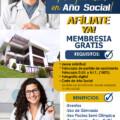MEMBRESIA GRATISAÑO SOCIAL