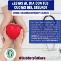 ¡COBERTURA MÉDICO HOSPITALARIO!
