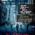CLUB CINE FÓRUM: EL ORIGEN