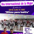 SUPER CLASE DE BAILE «RITMO PARA TOD@S»