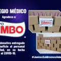 ¡¡GRACIAS GRUPO BIMBO POR EL APOYO!!