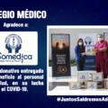 ¡¡GRACIAS A COMEDICA POR EL APOYO!!