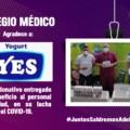 ¡¡GRACIAS YOGURT YES Y LACTOLAC POR EL APOYO!!