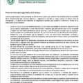 Pronunciamiento del Colegio Médico de El Salvador