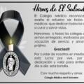DÍA DEL MÉDICO : HÉROES DE EL SALVADOR