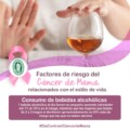 Factores de riesgo del Cáncer de mama relacionados con el estilo de vida