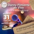 DANNY PIMIENTA EN VIVO | ESPECIAL MÚSICA DEL RECUERDO