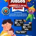 FERIA DE JUEGOS: CELEBREMOS EL DIA DEL PADRE!!!!