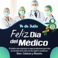 FELIZ DIA DEL MEDICO!!!