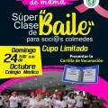 SUPER CLASE DE BAILE…