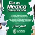 Feliz día del Médico Salvadoreño!!!
